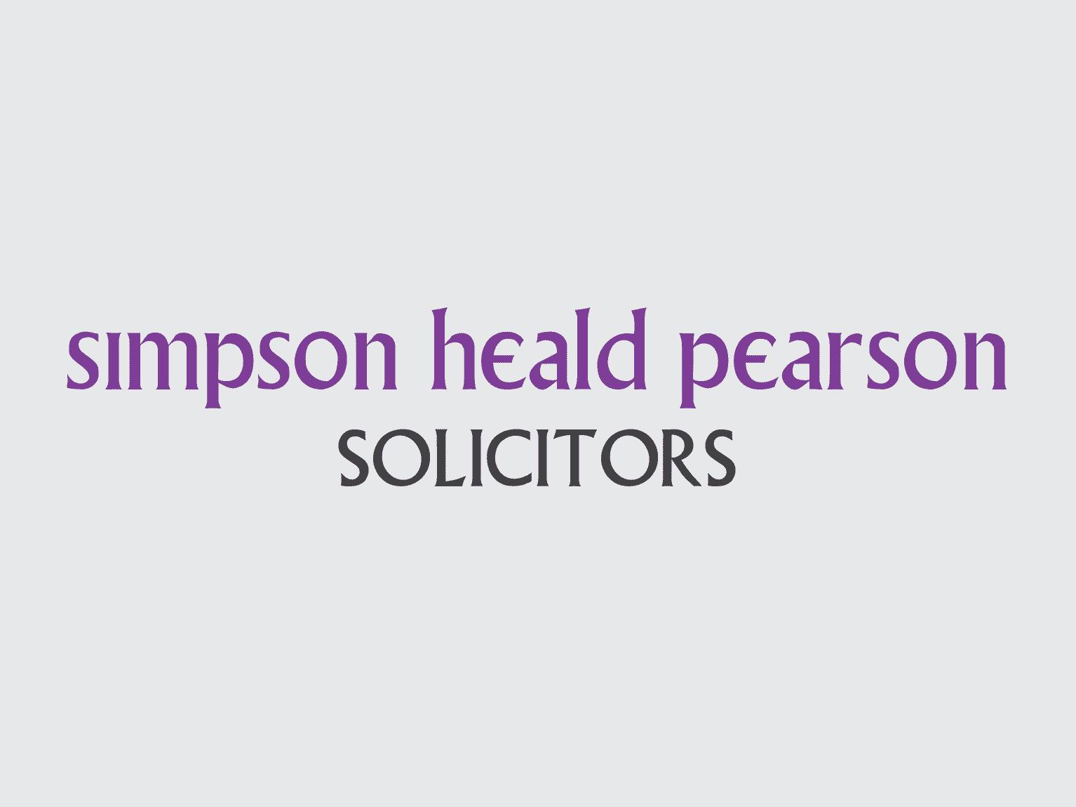 simpson heald pearson solicitors